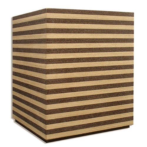 Kleinurnen aus Holz